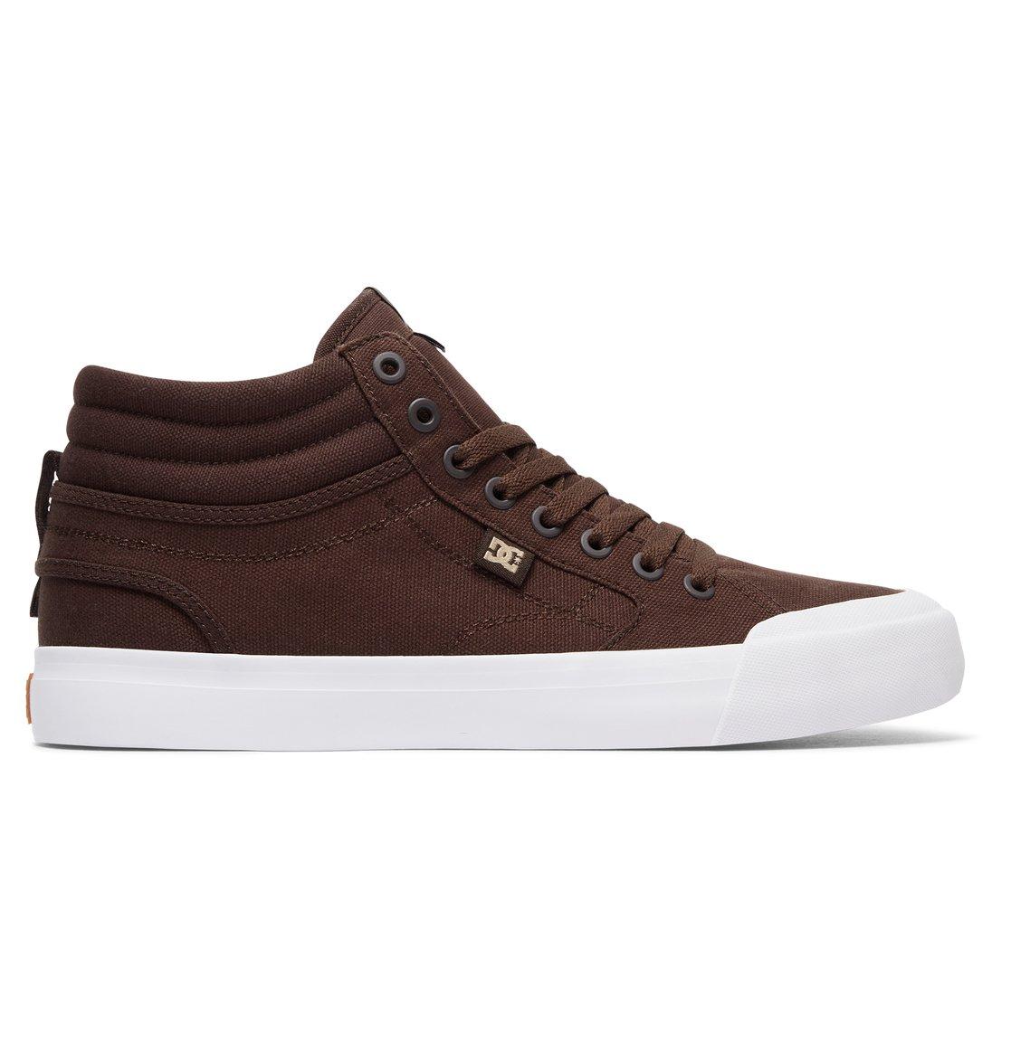 DC Burgundy Evan Smith Signature Series SE Womens Hi Top Shoe N5666