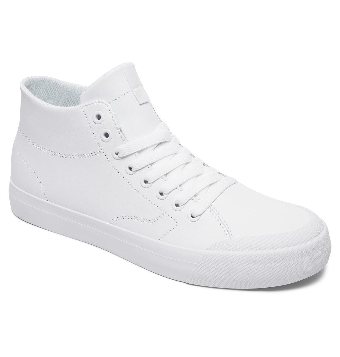 Zapatos blancos DC Shoes Evan para mujer hh2Rah1Lc