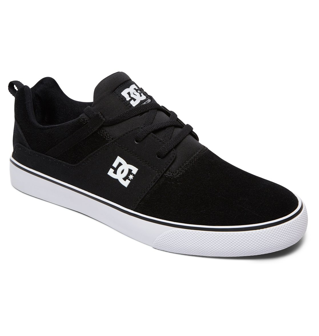 1 Mens Heathrow Vulc Shoes Black ADYS300443 DC Shoes