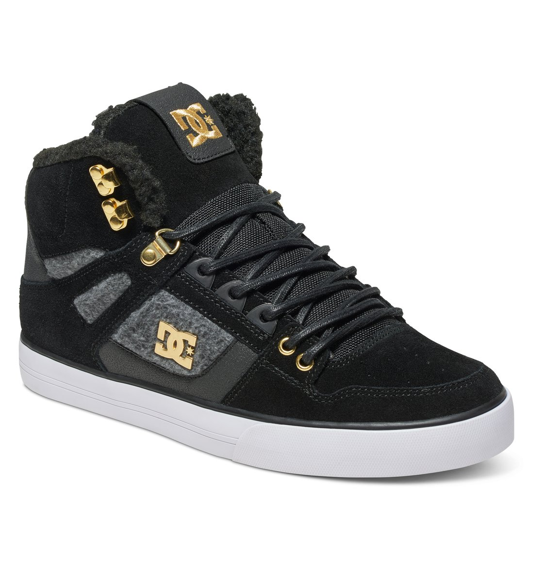dc shoes spartan high wc wnt chaussures montantes pour. Black Bedroom Furniture Sets. Home Design Ideas