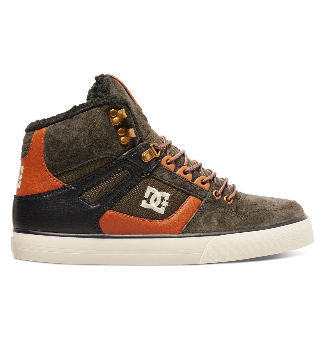 dc shoes spartan wc wnt chaussures montantes homme adys400005 ebay. Black Bedroom Furniture Sets. Home Design Ideas