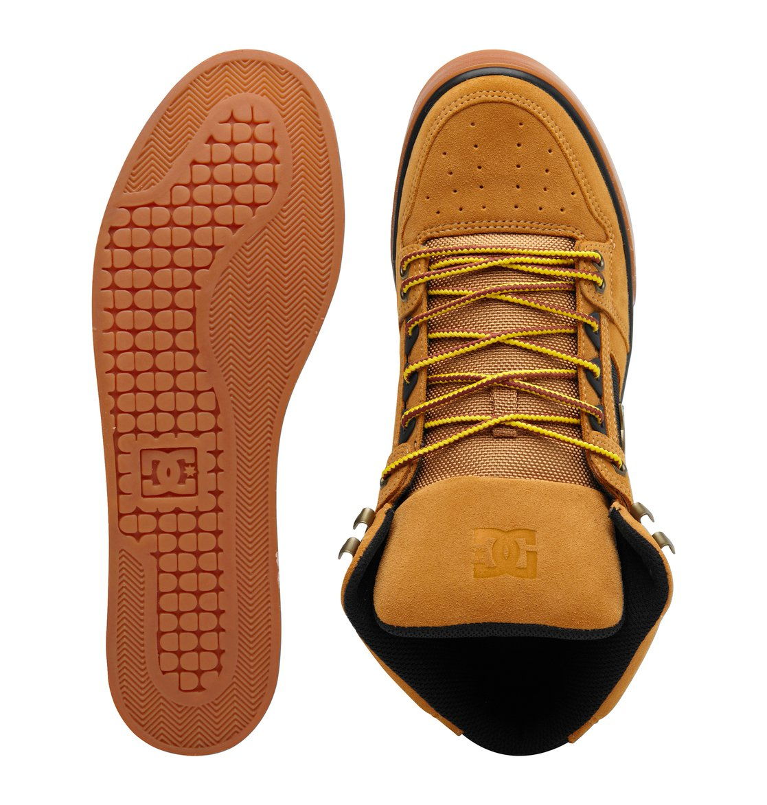 Dc Shoes Adys  Spartan Wc Wr High Top