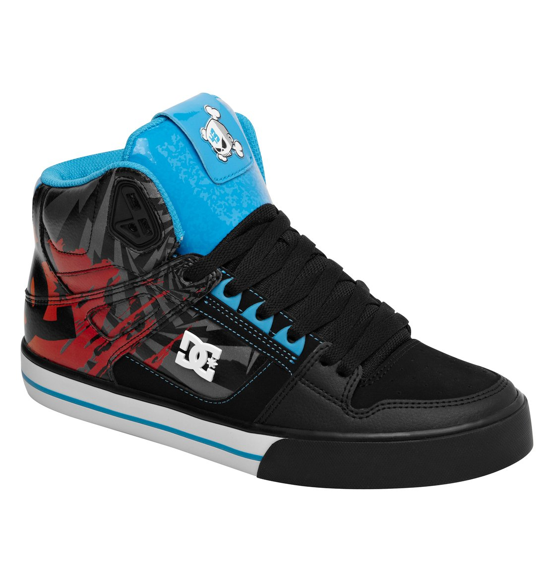 men 39 s ken block spartan high wc shoes adys400016 dc shoes. Black Bedroom Furniture Sets. Home Design Ideas
