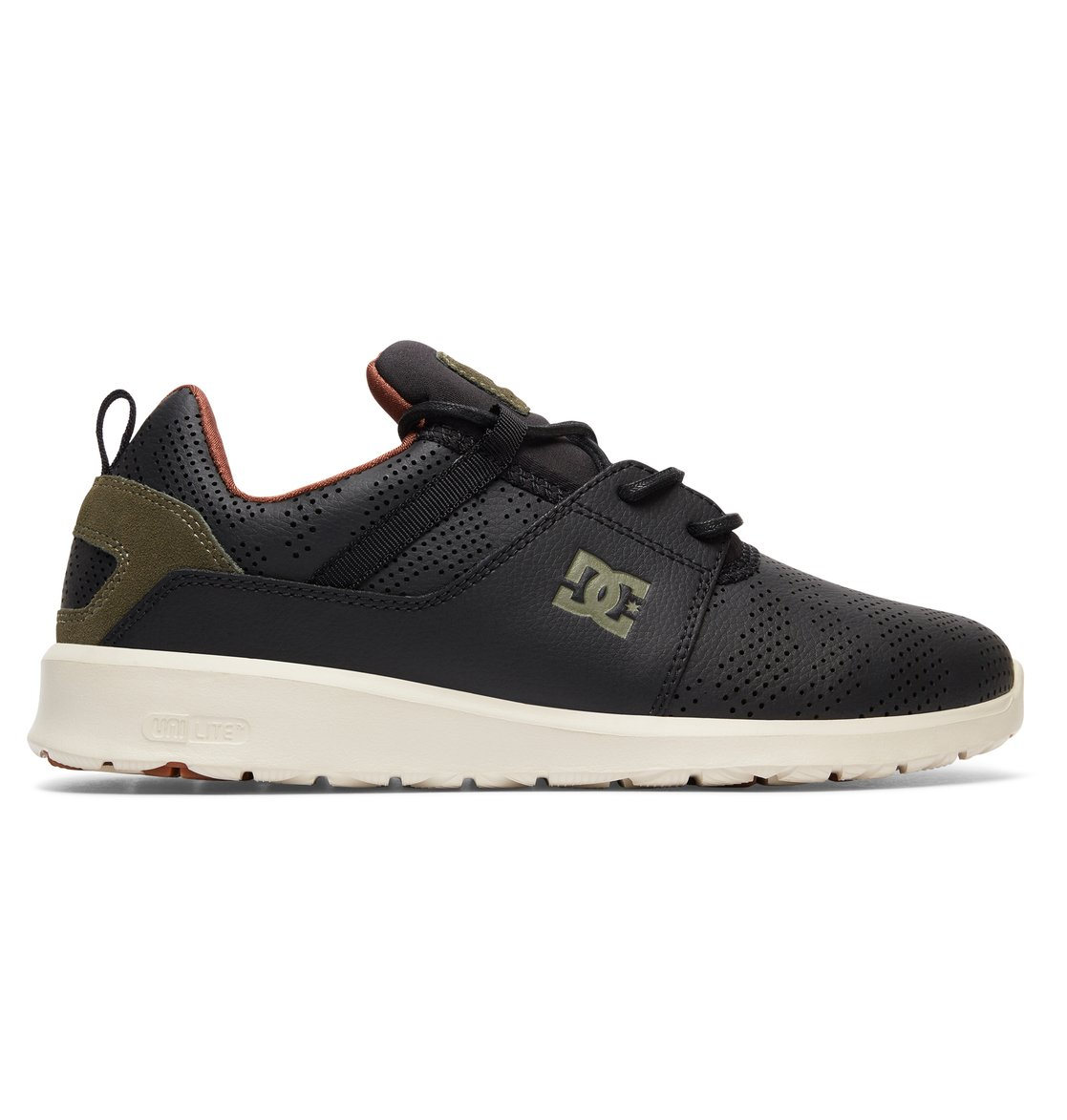 Heathrow SE  Shoes Gray ADYS700073 DC Shoes