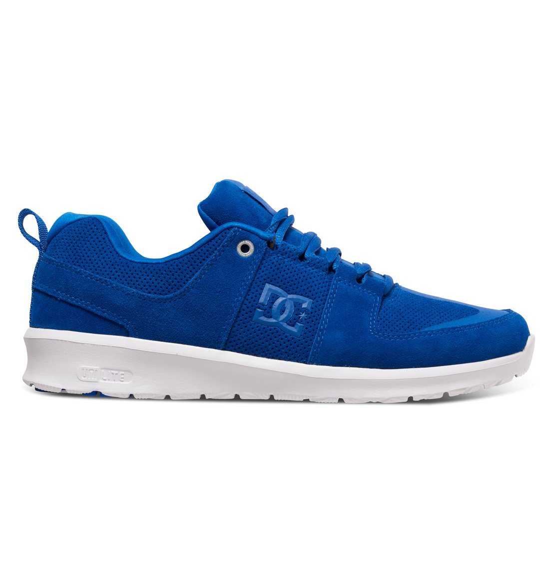 Dc Shoes Black And Blue