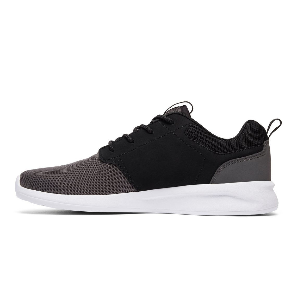 Dc Midway Shoes All Black