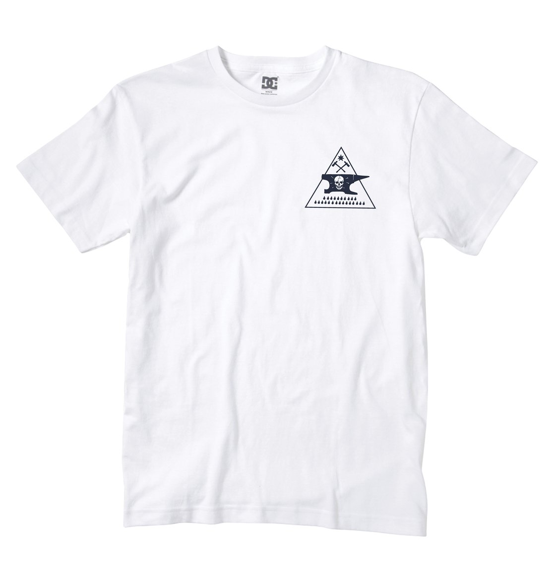 Men 39 S Foundry Tee Adyzt00793 Dc Shoes