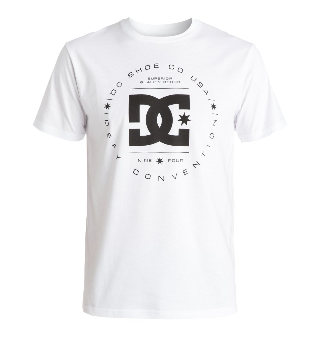 Men's DC Shoes T-shirts Founded in , DC Shoes is a California-based label specializing in shoes for skateboarders. Created by Ken Block and Damon Way, the label rose to prominence throughout the 90s and now produces full collections of cool, urban apparel for sports and casualwear.