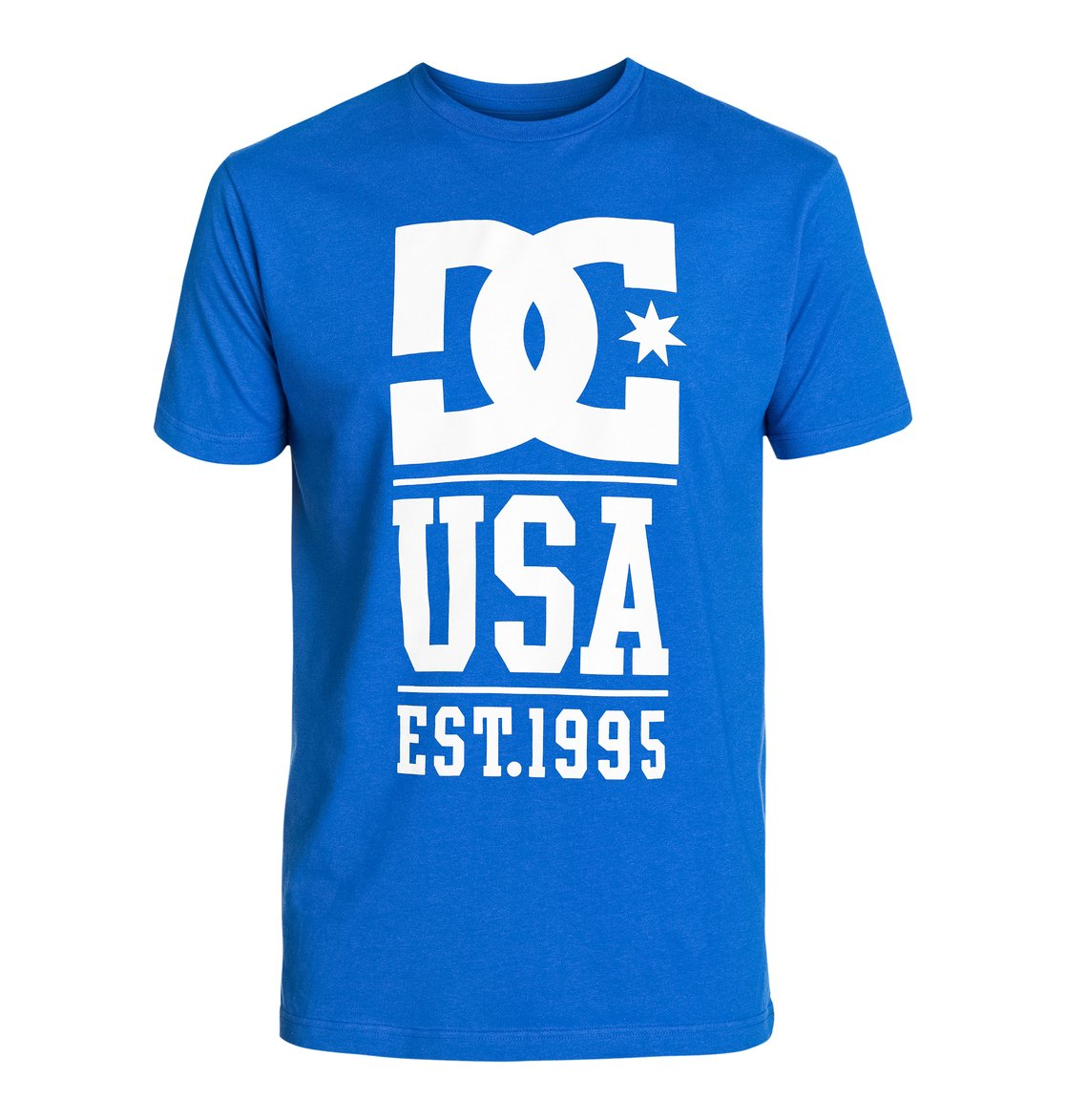 Men\'s Rob Dyrdek Usa Stack Tee Screen Tee ADYZT03243 | DC Shoes