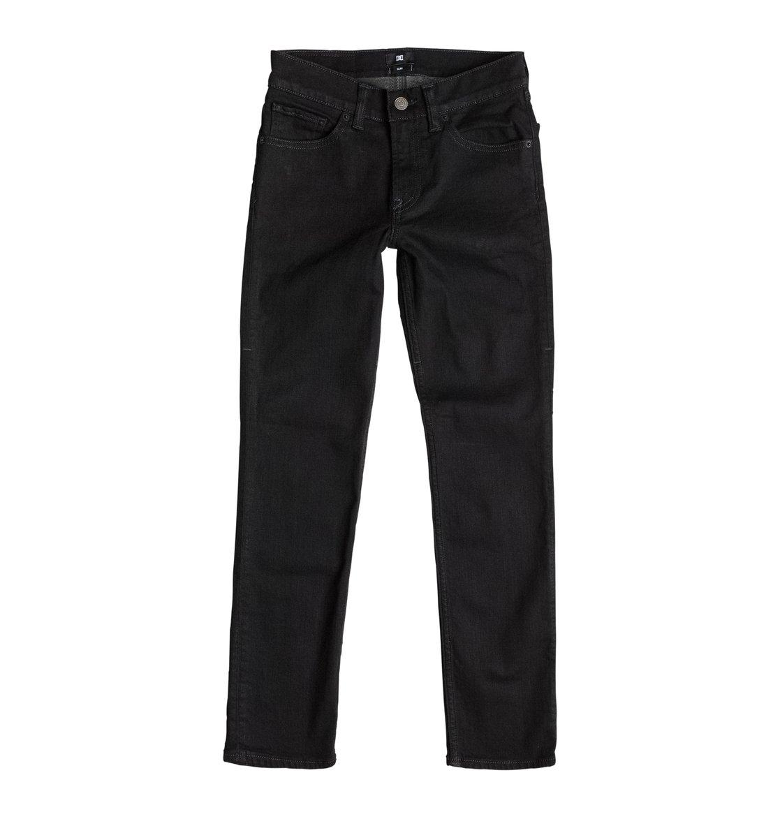Worker Slim Fit Black Rinse от DC Shoes