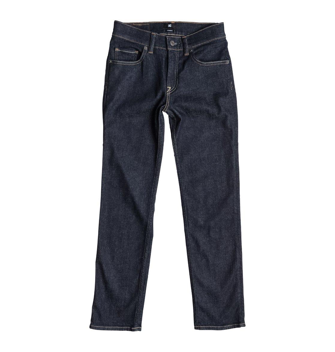 Купить Джинсы, брюки и шорты   Worker Straight Fit Indigo Rinse