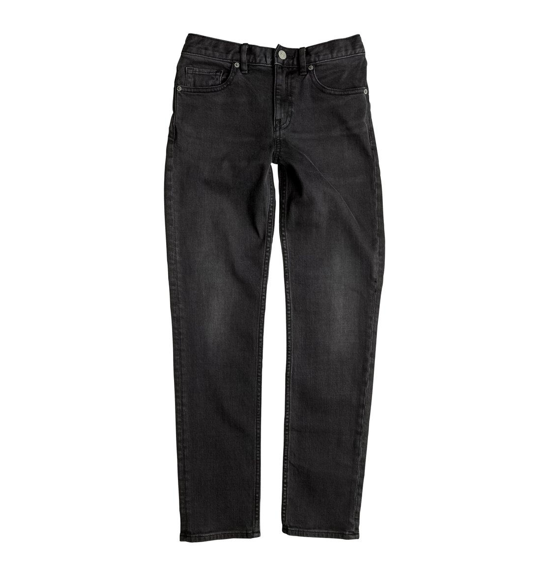 Men's denim with intelligent fit, great looks, life-ready quality and super-comfortable feel: that's what we're about. This modern men's jean has sound style and endless wearing potential in an offhand vintage grey. The look is made complete with our trademark smart design and close attention to fit, not to mention inspired denim fabric, made with a little give.