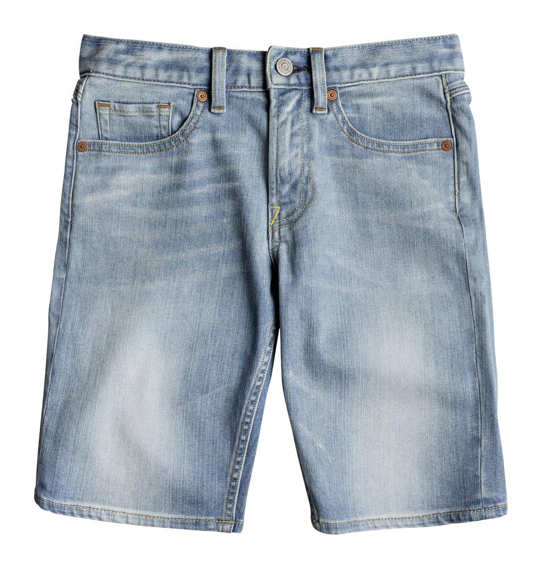 Джинсовые шорты Worker Light Indigo Blue
