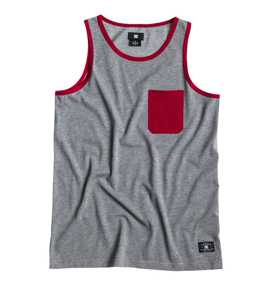 Contra Tank Boy от DC Shoes
