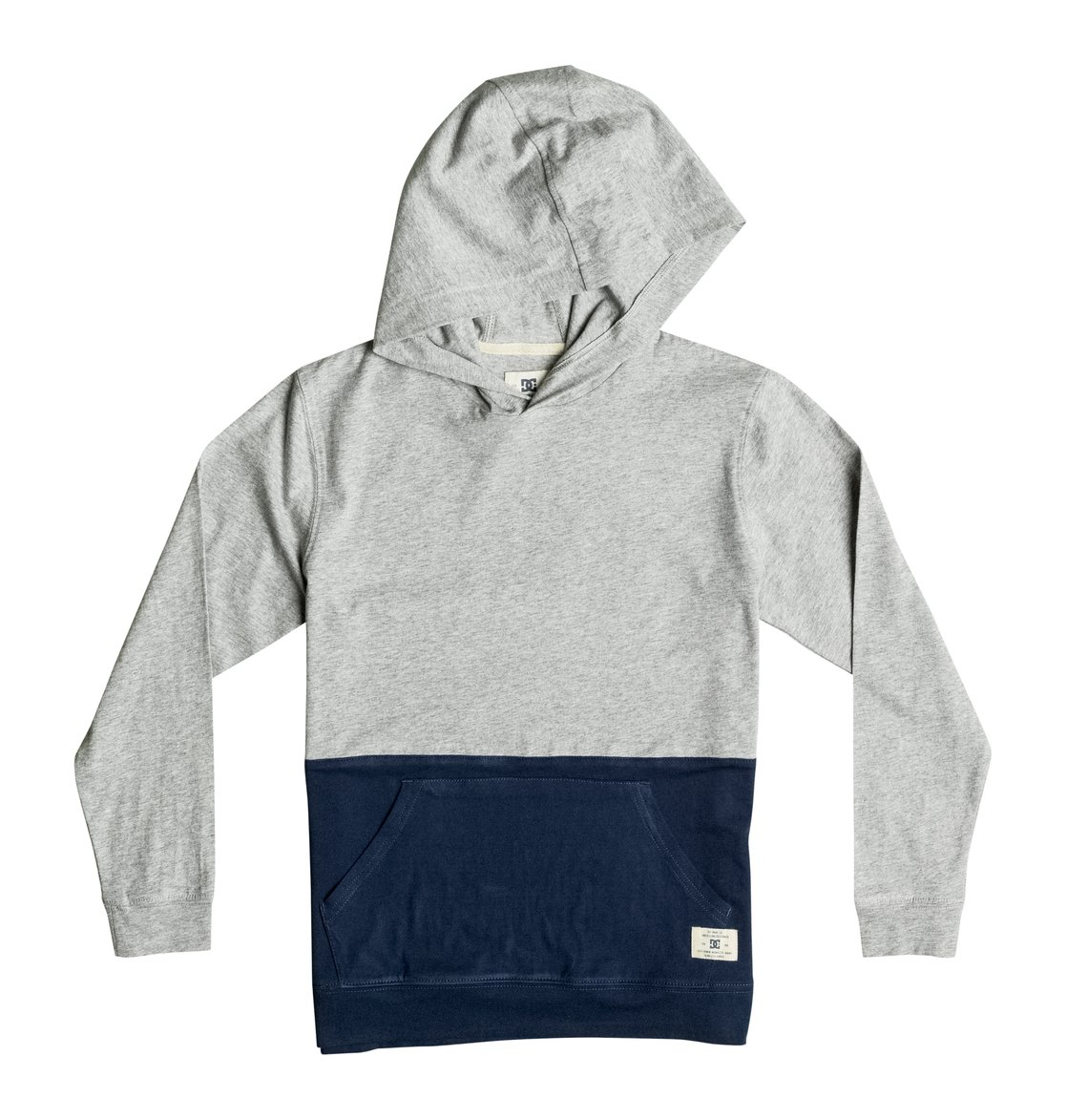 Heroland - Hooded Long Sleeve T-Shirt EDBKT03057 | DC Shoes