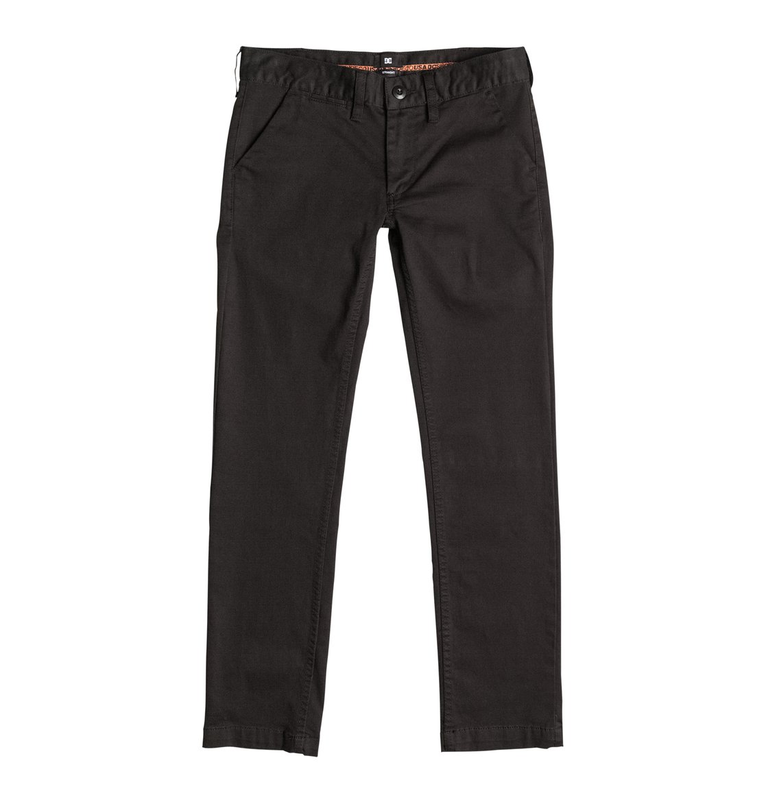 Worker Slim Fit Chino - Dcshoes������� ����� Worker Slim Fit Chino �� DC Shoes. <br>��������������: ������ ���������� �����, ����� ����, ��������� �������� �������, ������� �� ������, ����� � ��������� DC ��� ������ ��������, ��������� ������ ��� ������ �������, ������������ ������� ������� �����. <br>������: 98% ������, 2% �������.<br>