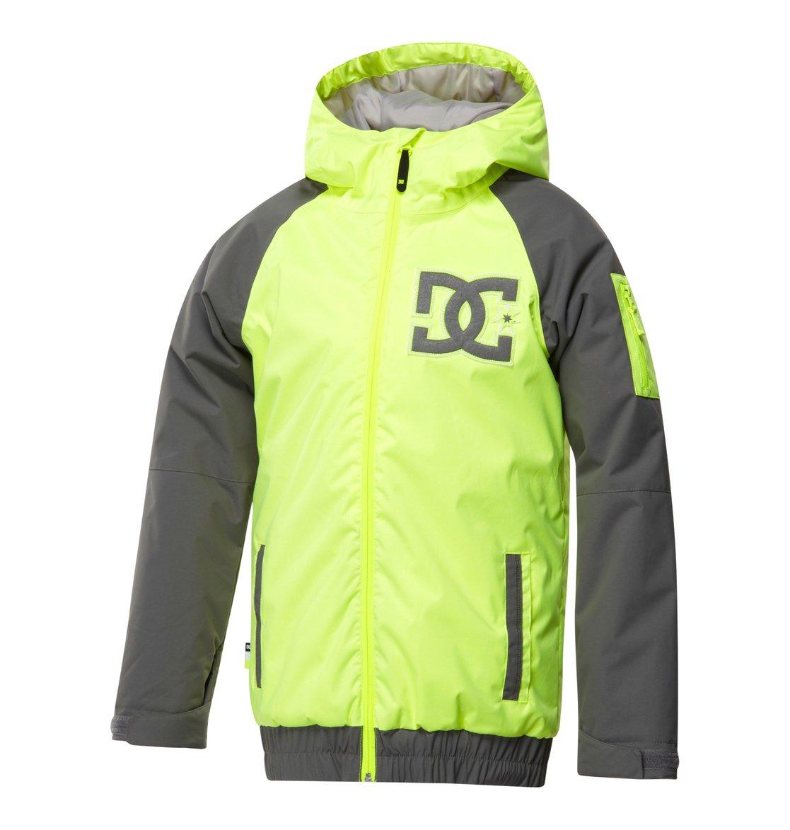 DC Shoes Manteau de snow Troop pour garcons signe DC Shoes EDBTJ00008