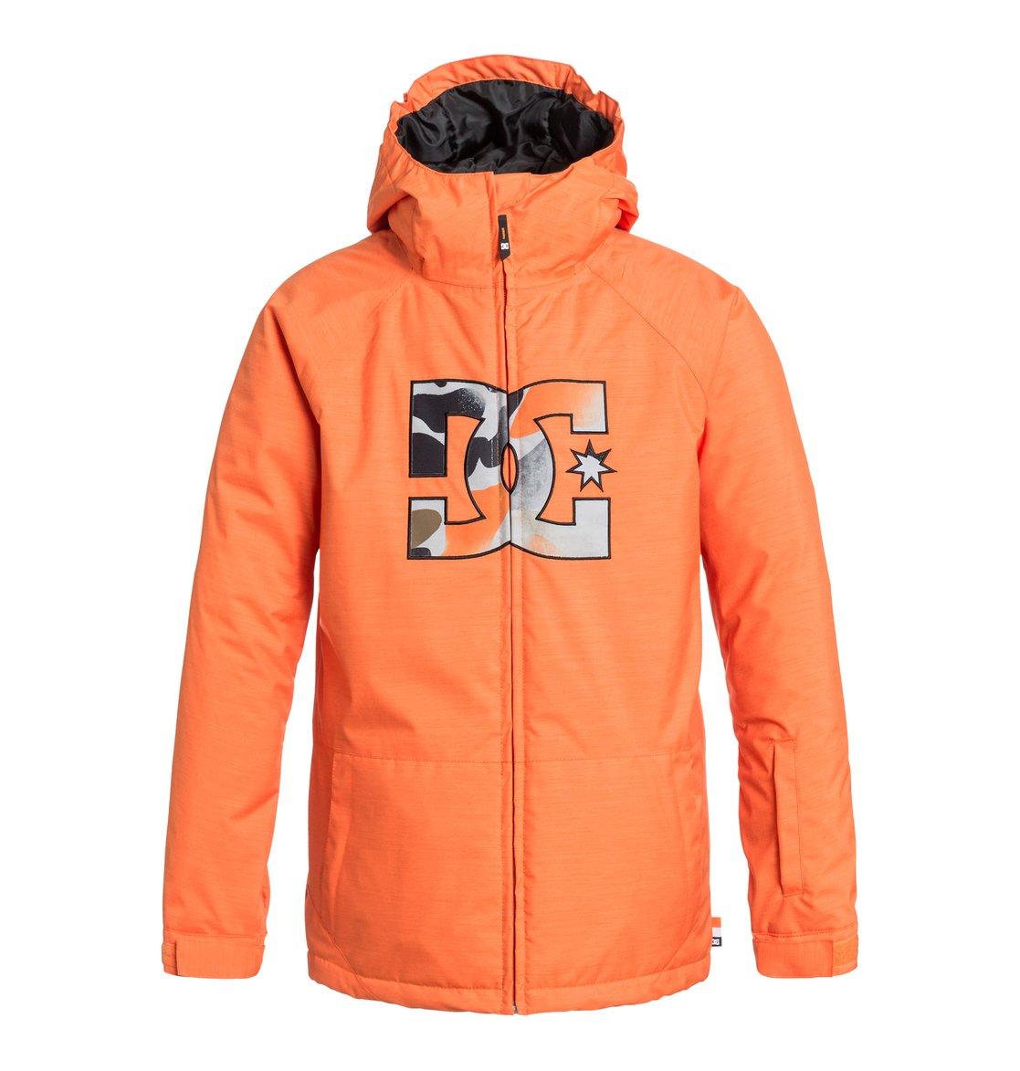 StoryСноубордическая куртка Story для мальчиков из сноубордической коллекции DC Shoes. ХАРАКТЕРИСТИКИ: критические швы проклеены, сеточная вентиляция, противоснежная юбка, эластичный капюшон, манжеты с регулировкой. СОСТАВ: 100% полиэстер.<br>