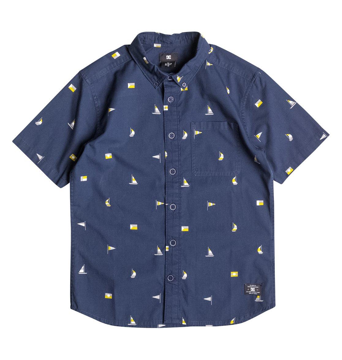 Рубашка для мальчиков Vacation с коротким рукавом от DC Shoes