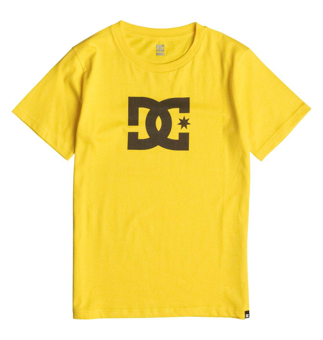 Star T-ShirtДетская футболка Star от DC Shoes. <br>ХАРАКТЕРИСТИКИ: короткие рукава, стандартный крой, мягкий графический принт. <br>СОСТАВ: 100% хлопок.<br>