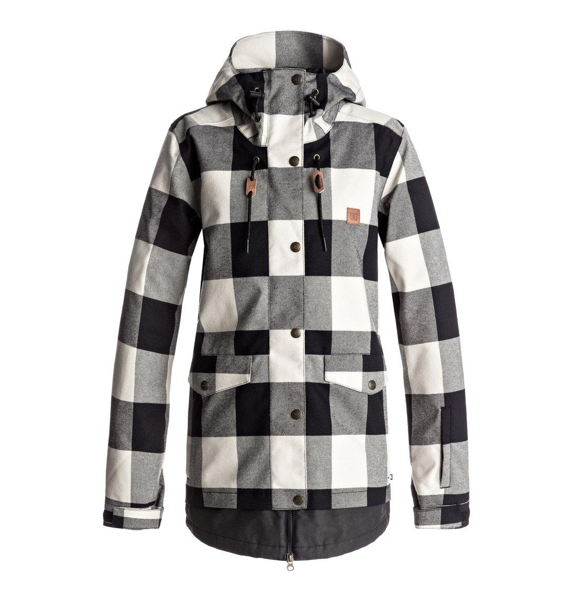 Сноубордическая куртка Riji SE от DC Shoes