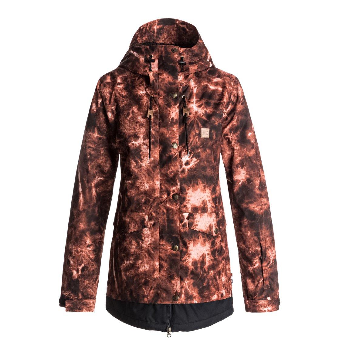 Riji Snow Jacket 3613372739187 Dc Shoes