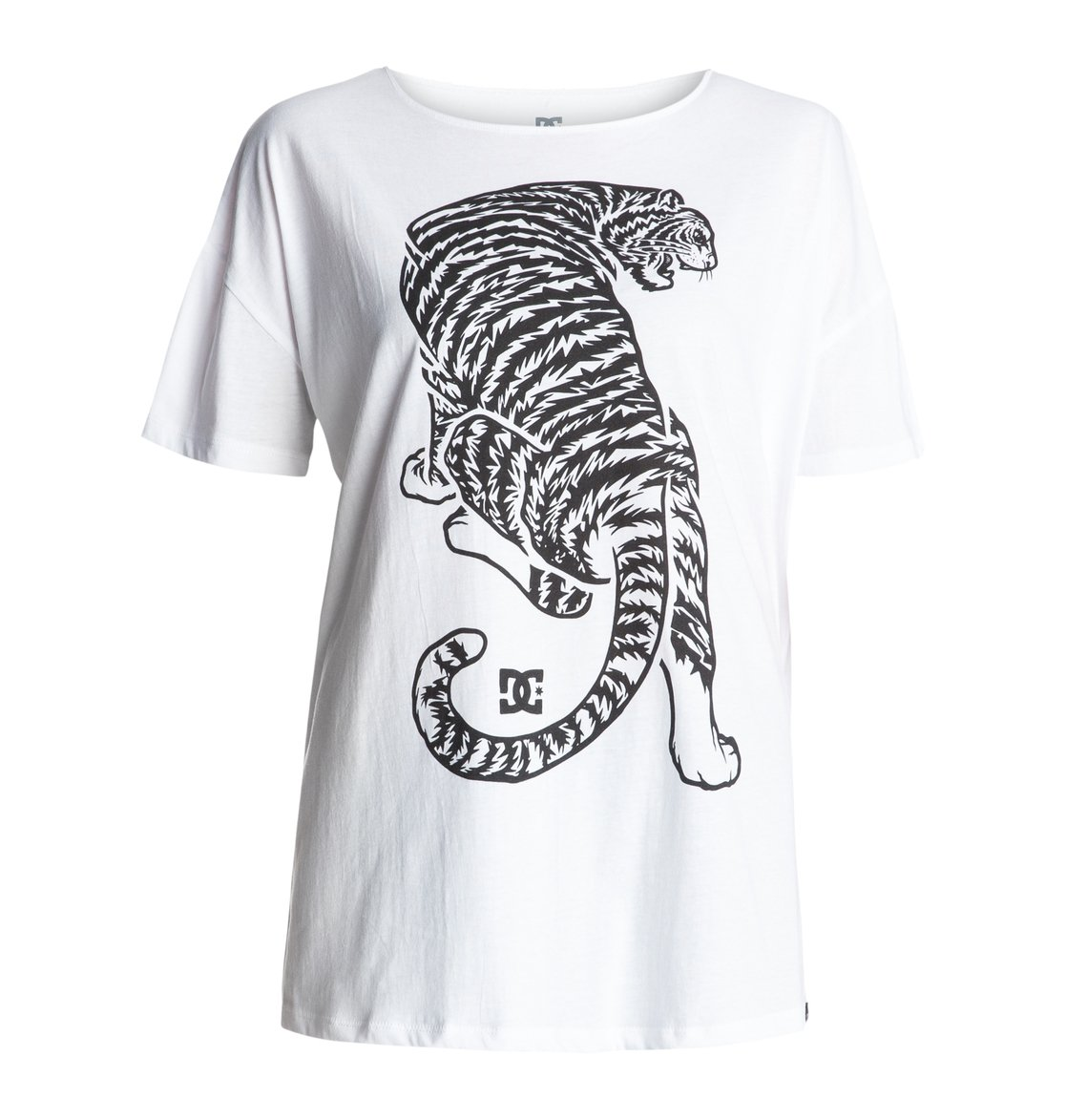 Wo Tiger Attack Loose T-Shirt