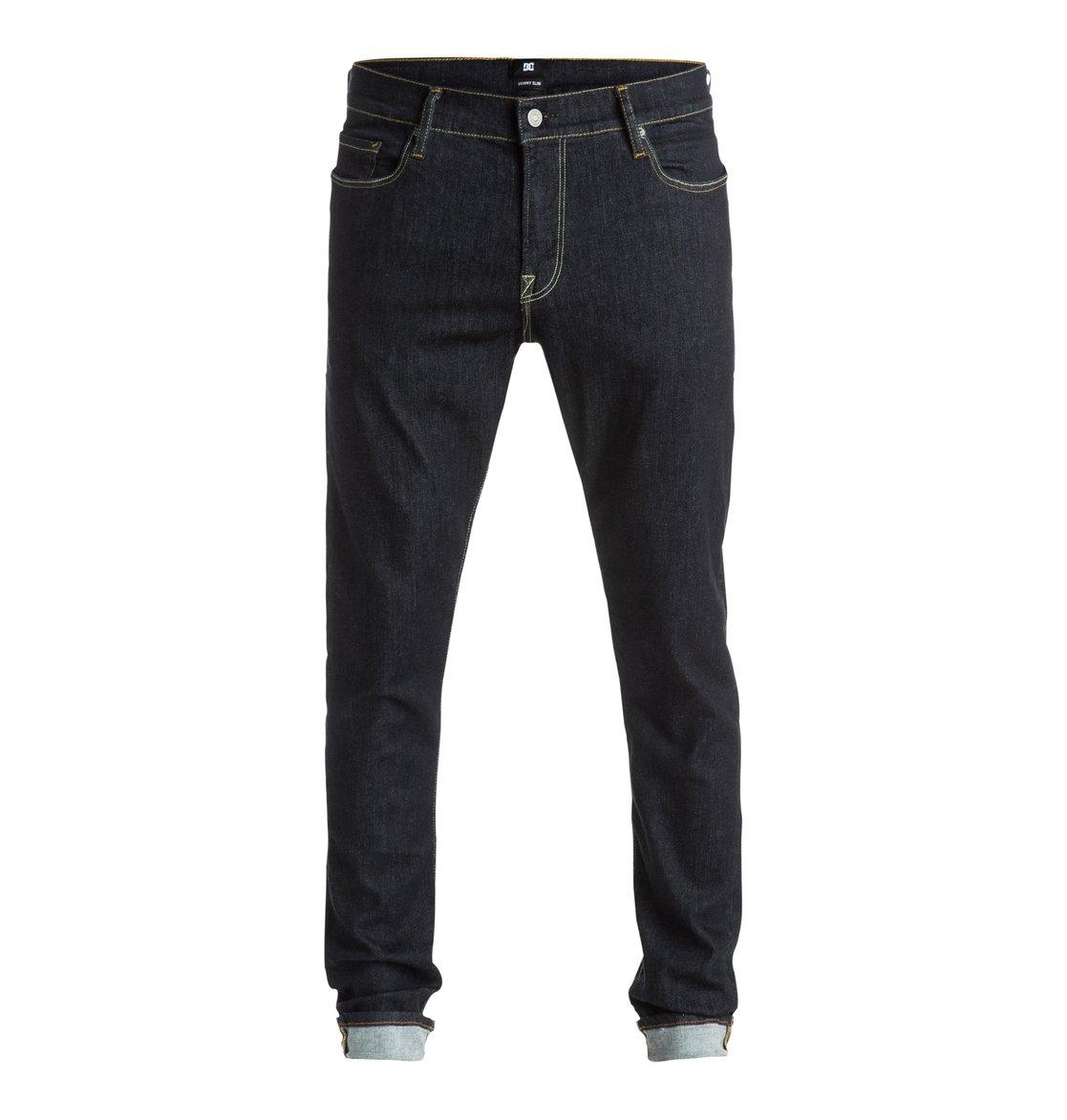 Men's Super Stretch Skinny Slim Fit Jeans EDYDP03275 | DC ...