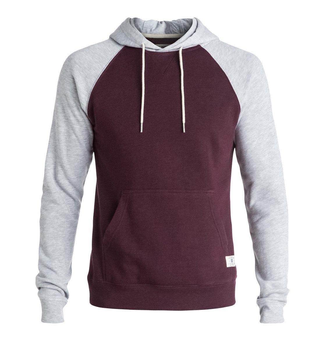 Raglan hoodie