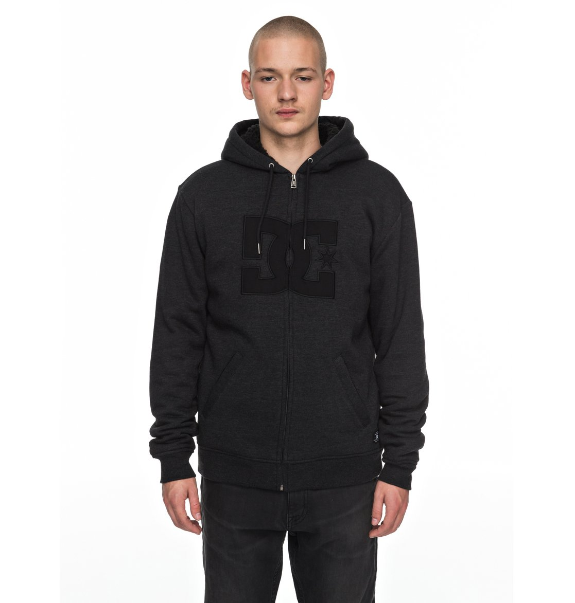 Sweat Sherpa Homme Dc Shoes