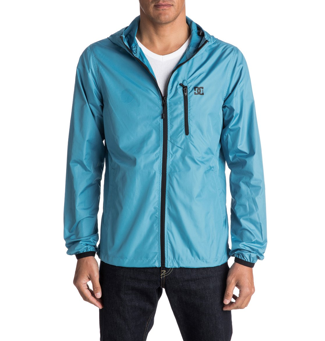 Men's Dagup Water Repellent Windbreaker Jacket EDYJK03020 | DC Shoes