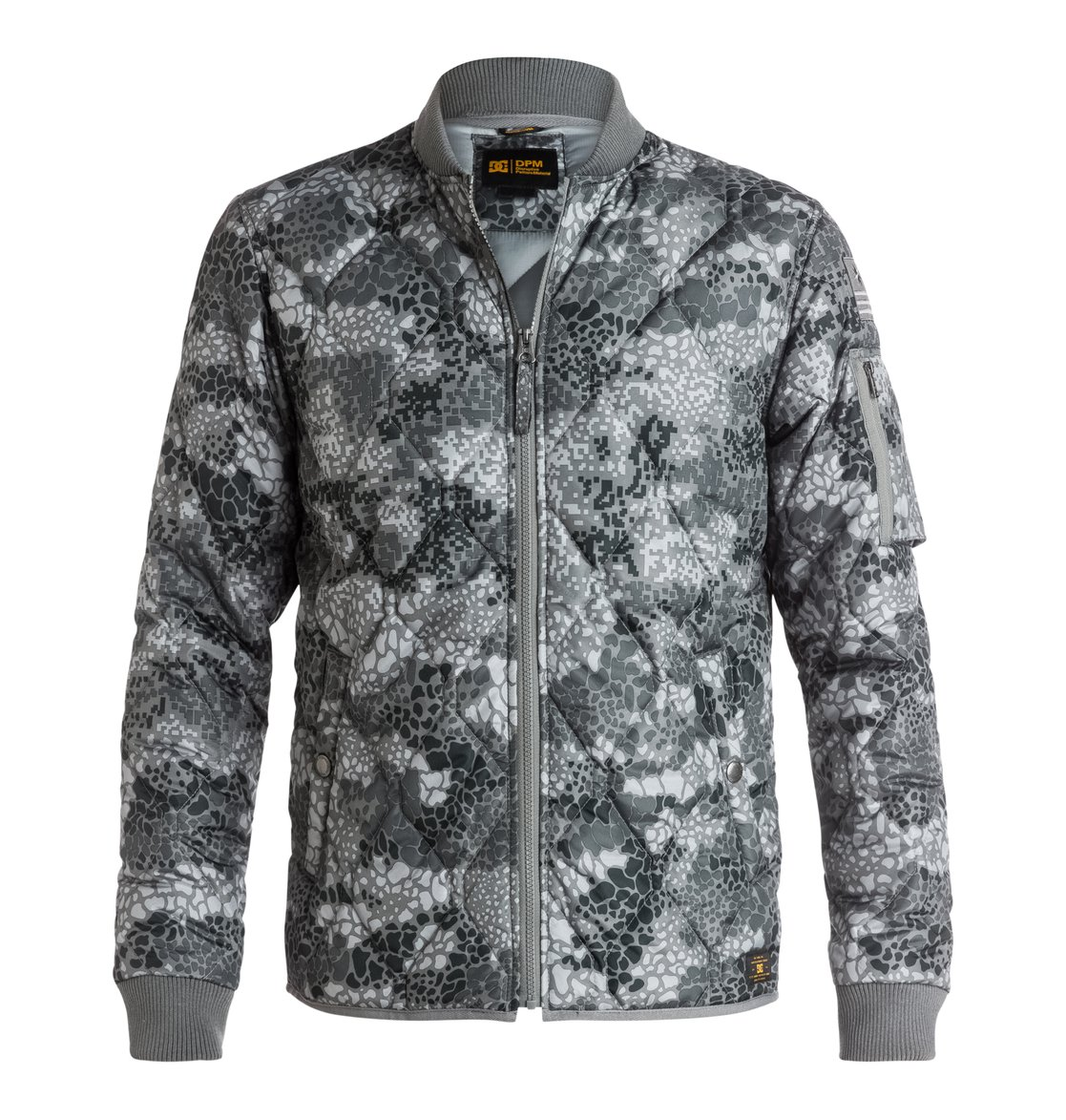 Bombing PR - Quilted Bomber Jacket