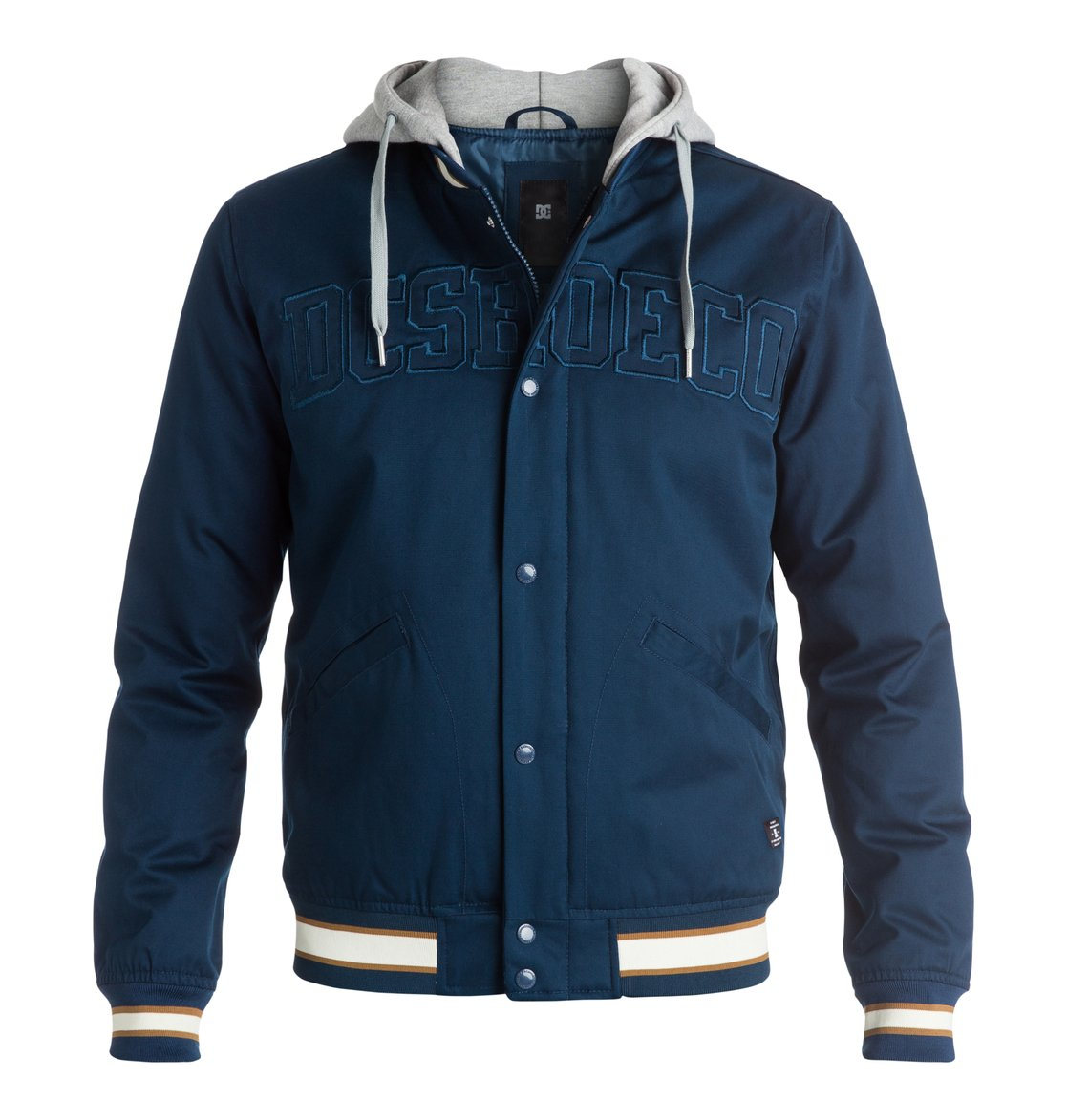 Dcshoes Куртка мужская Colwood в университетском стиле
