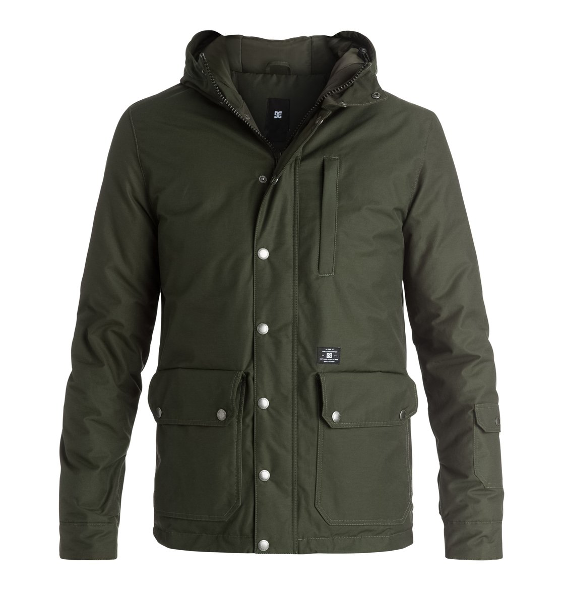 Gibside Anorak Dc Shoes