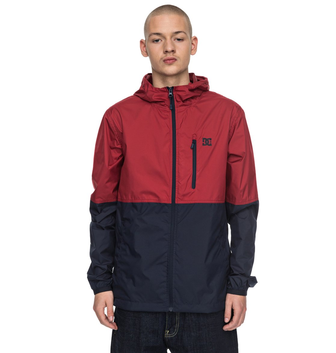 Men's Dagup Block Windbreaker EDYJK03122 | DC Shoes