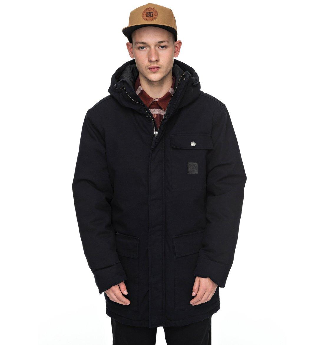 Men's Canongate Parka Jacket EDYJK03135 | DC Shoes