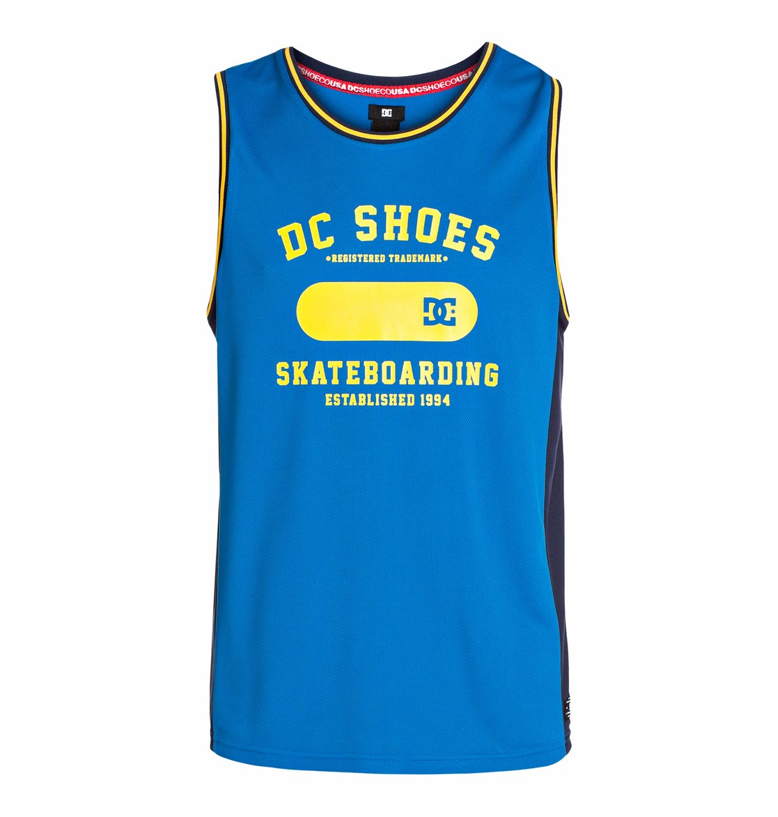 Letter Word Tank от DC Shoes