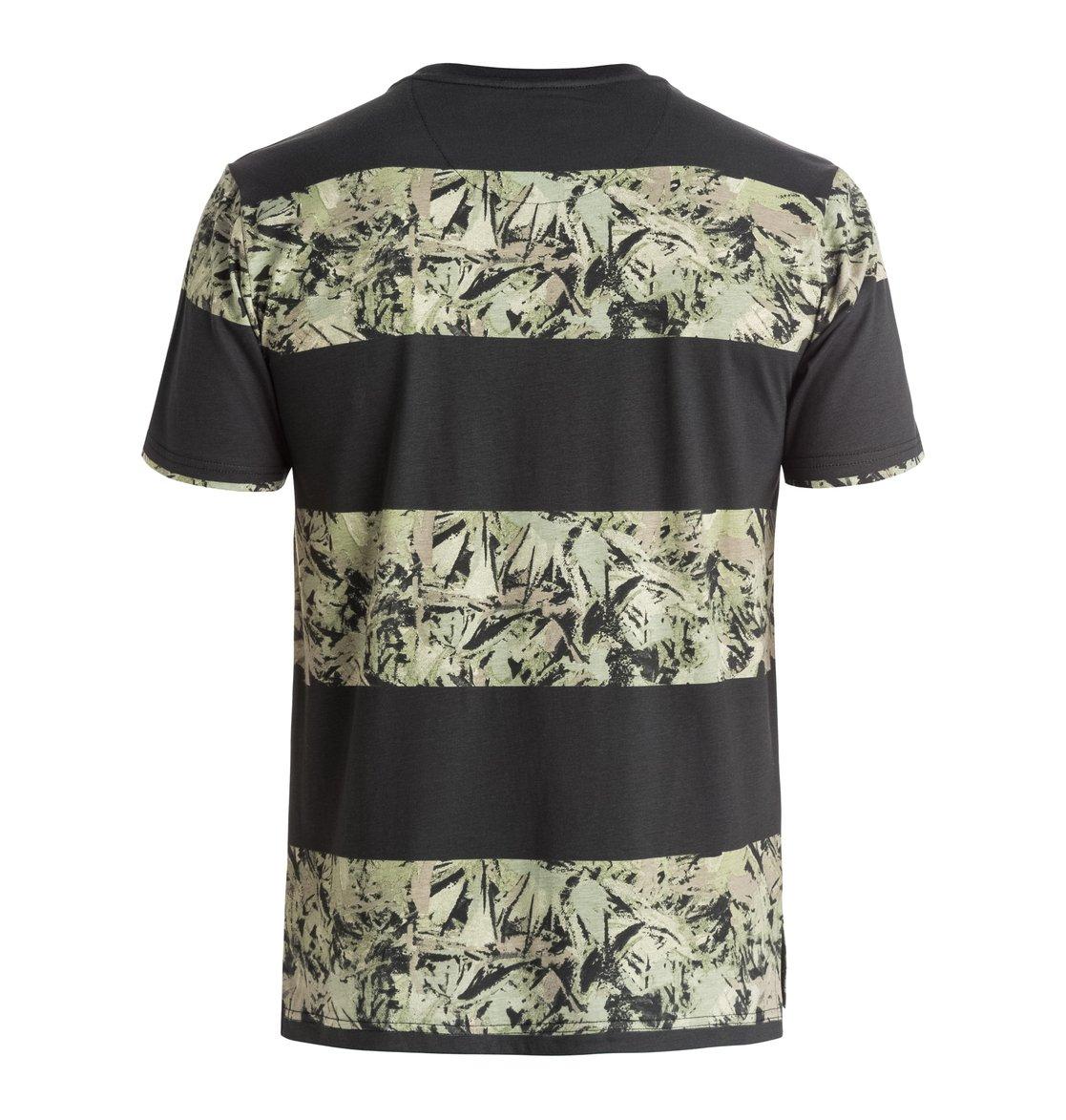 DC Shoes™ Ravencrest Stripes - Pocket T-Shirt - Camiseta con Bolsillo - Hombre