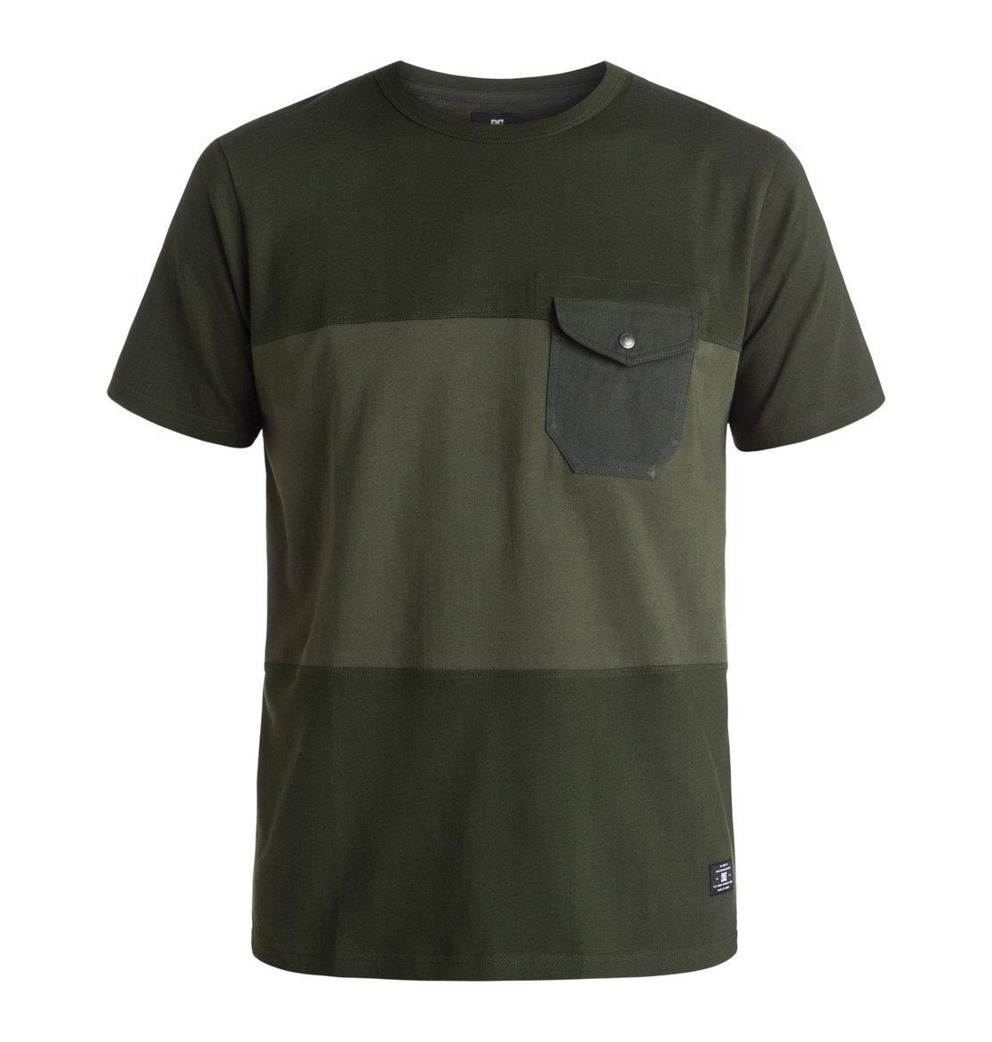 DC-Shoes-Rockcliff-Tee-Shirt-a-poche-pour-homme-EDYKT03274