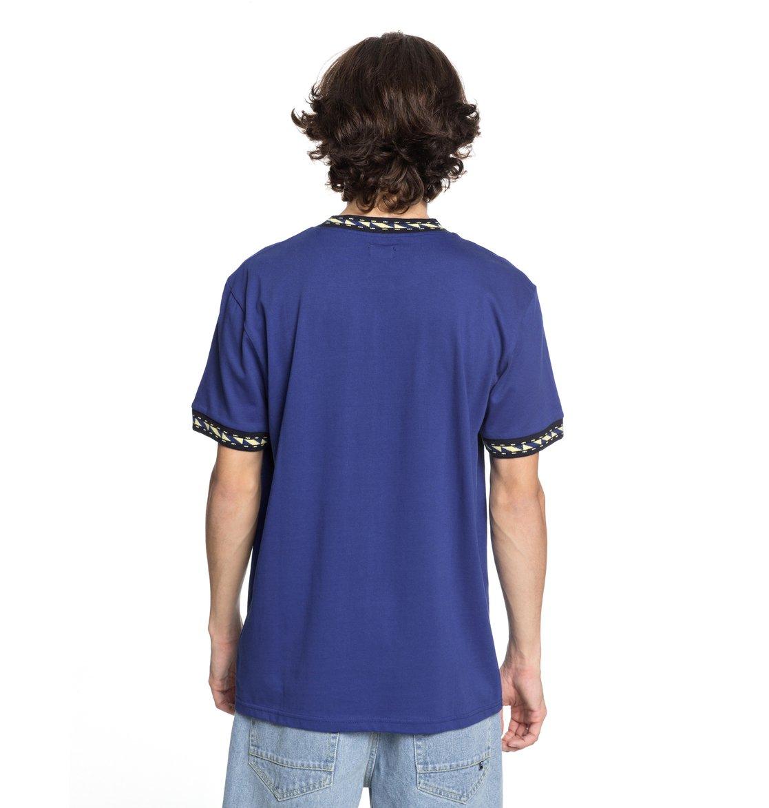 Dunbar t shirt avec poche edykt03372 dc shoes - T shirt avec photo ...