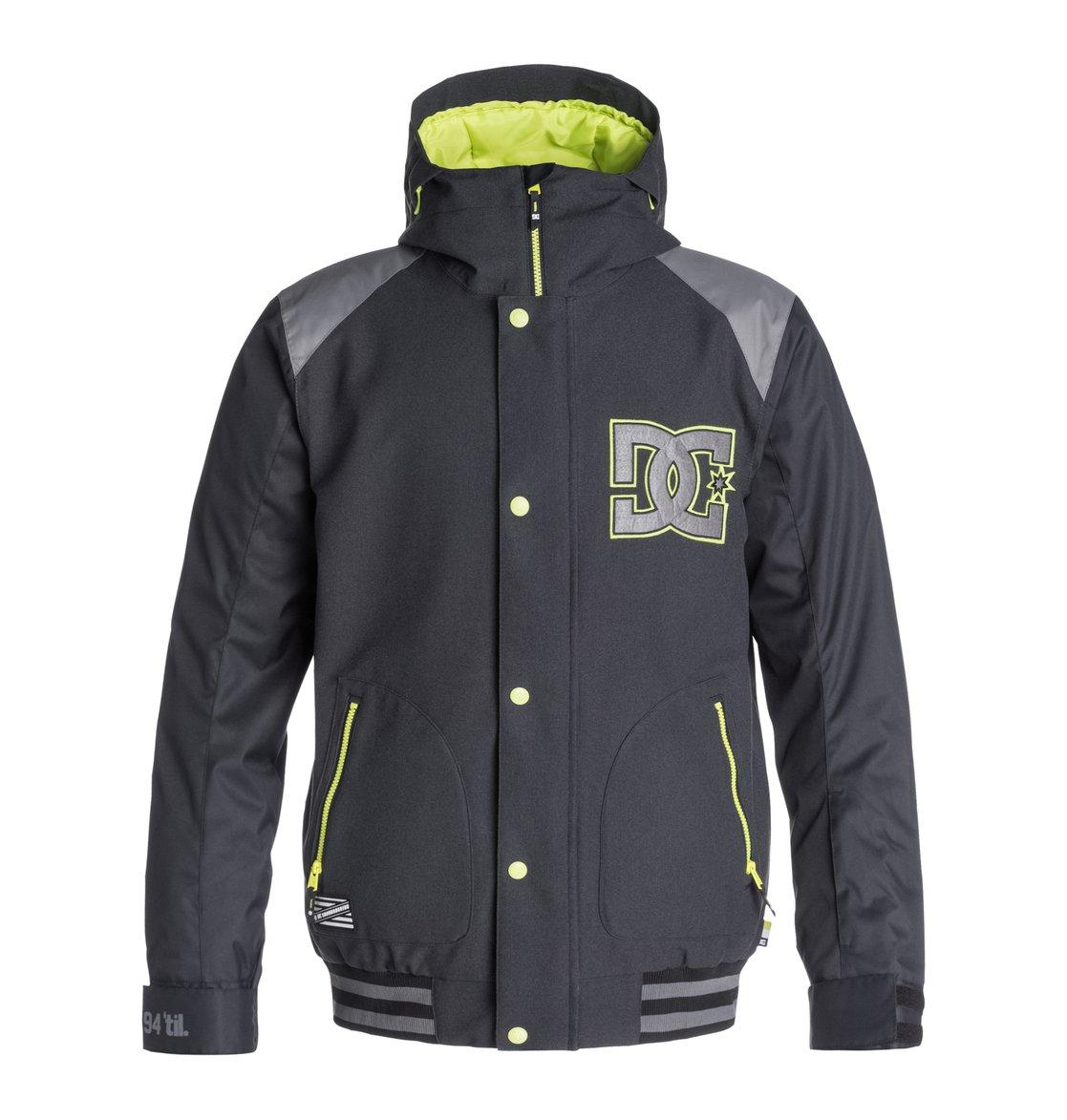 dc shoes dcla snowboard jacket for edytj03003