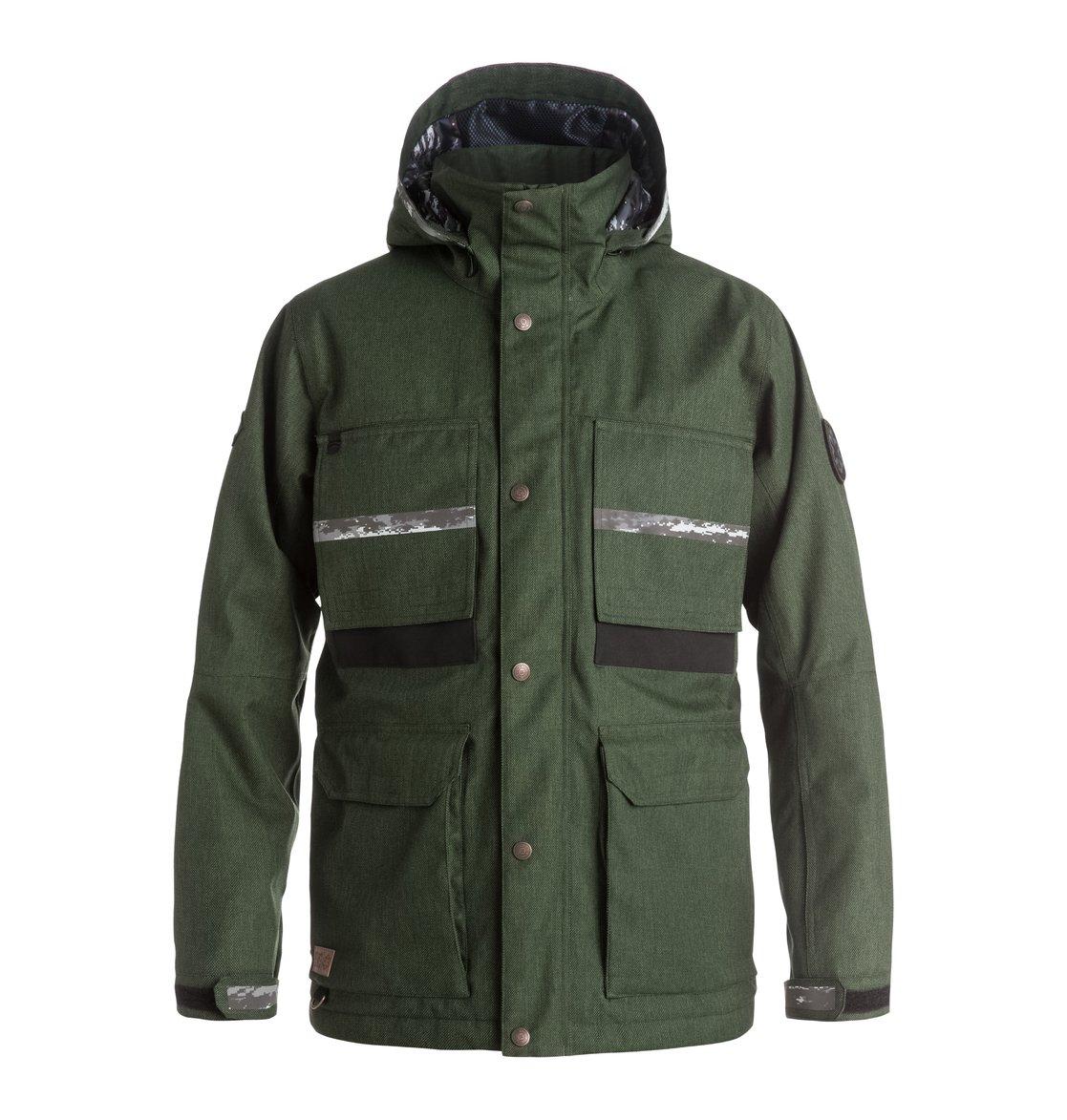Сноубордическая куртка Company SPTСпортивно-уличный стиль: полусвободный крой и контрастный дизайн.<br>