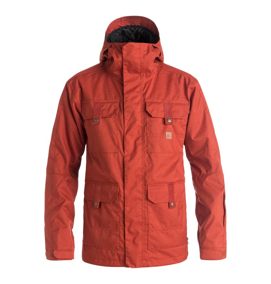 Сноубордическая куртка ServoГибрид классического горнолыжного стиля с тенденциями в спортивной моде, идеально приспособленный для активного универсального катания по трассам и вне трасс.<br>