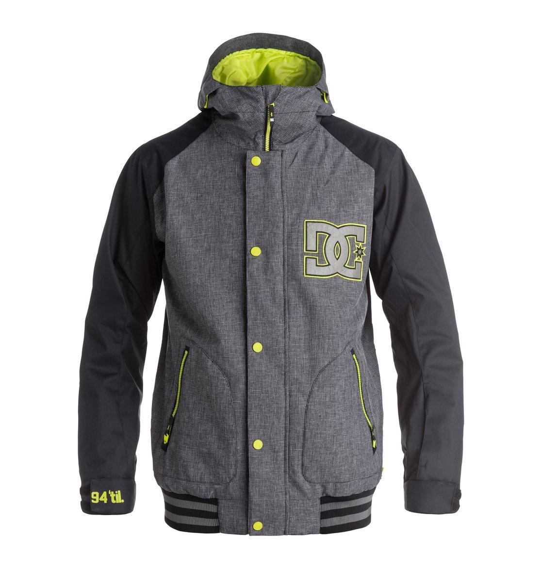 Сноубордическая куртка DCLA в университетском стиле