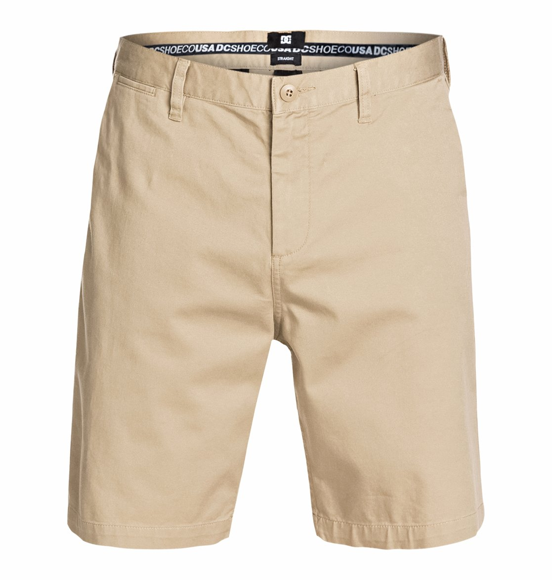 Worker Straight 20.5 Shorts - Dcshoes����� ������� ���� Worker Straight 20.5 Shorts �� DC Shoes � ������� �� ��������� ����� 2015�. ��������������: ������ � ������� ���������� �����, ��������� �������� �������, ������� �� ������.<br>