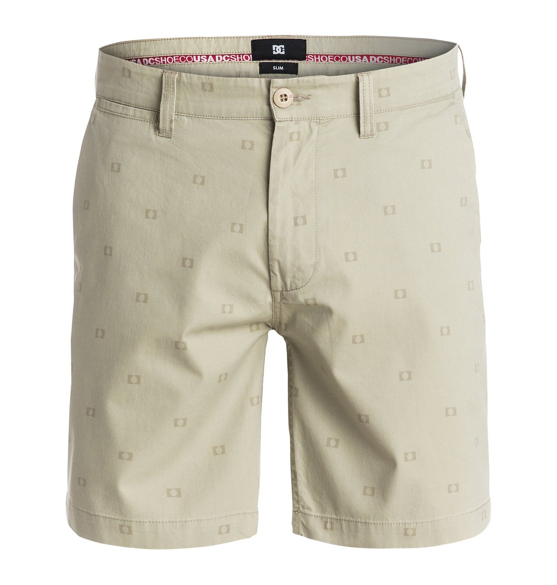 Worker Print Slim 18 Short от DC Shoes
