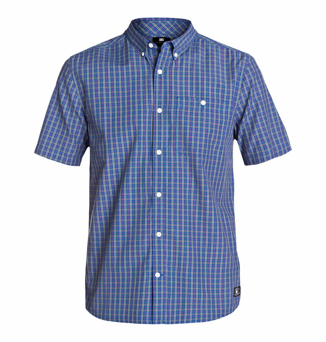 Atura Short Sleeve - Dcshoes������� ������� ��� Atura SS �� DC Shoes � ������� �� ��������� ����� 2015. ��������������: ����������� ����, ������������� �� ������ � ���������� � ������, ��������� ������.<br>