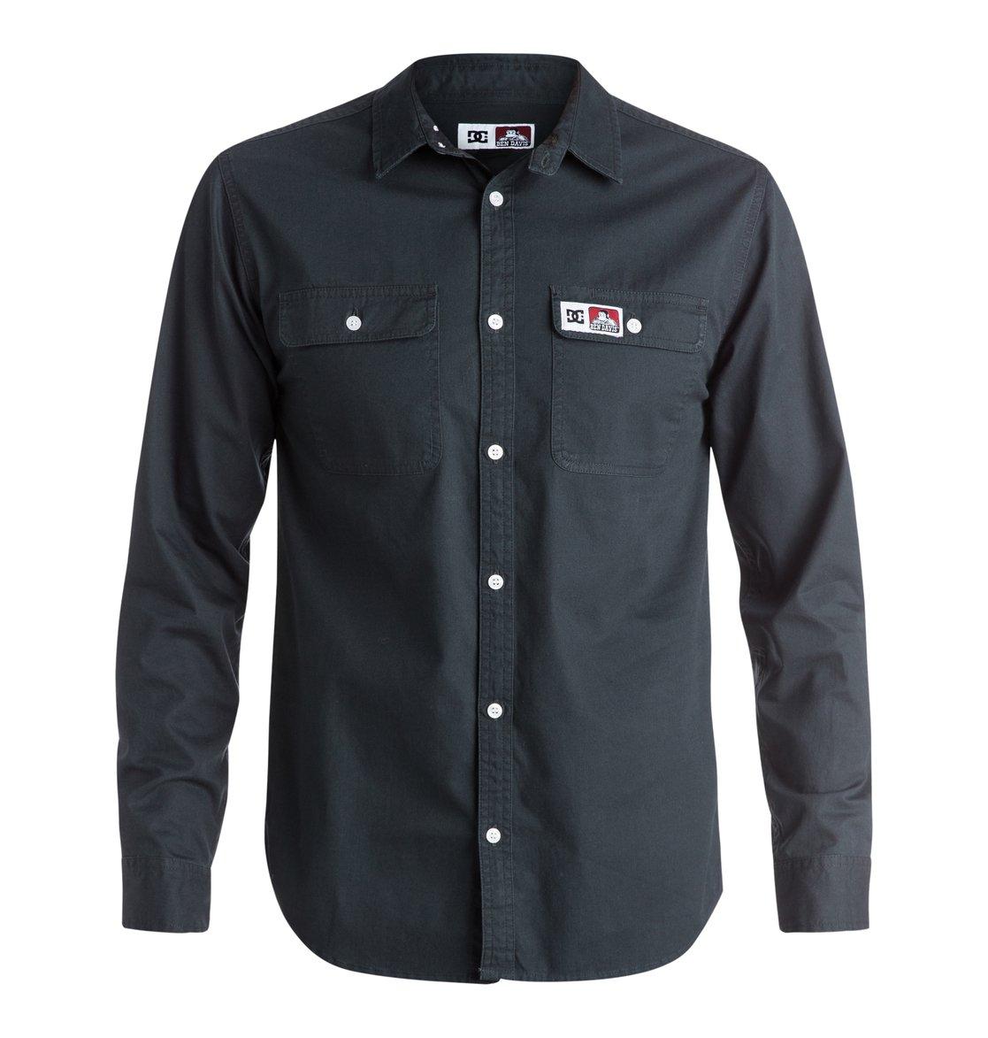 DCBD Twill - Long Sleeve Shirt