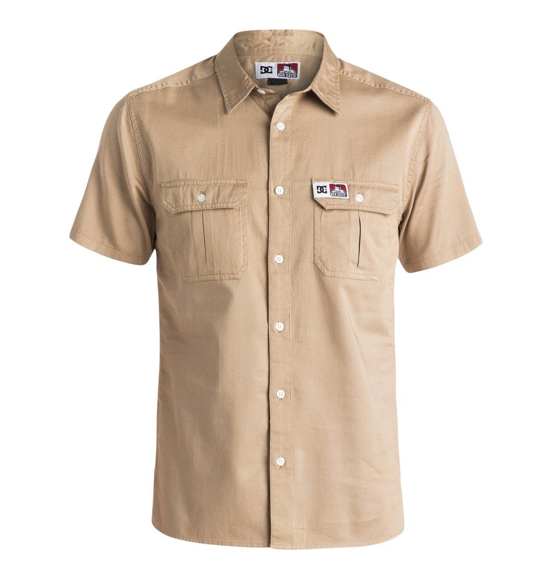 Ben Davis Shirt Short Sleeve Shirt