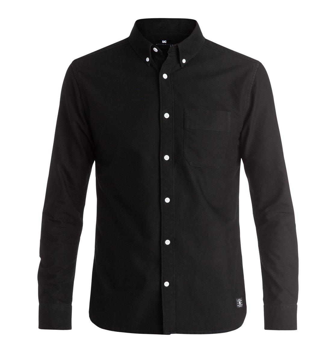 Men's Oxford Long Sleeve Shirt EDYWT03104 | DC Shoes